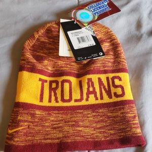 Nike Trojans Reversible Beanie